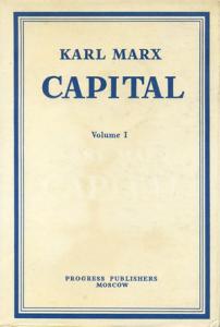 カール・マルクス「資本論」英語版